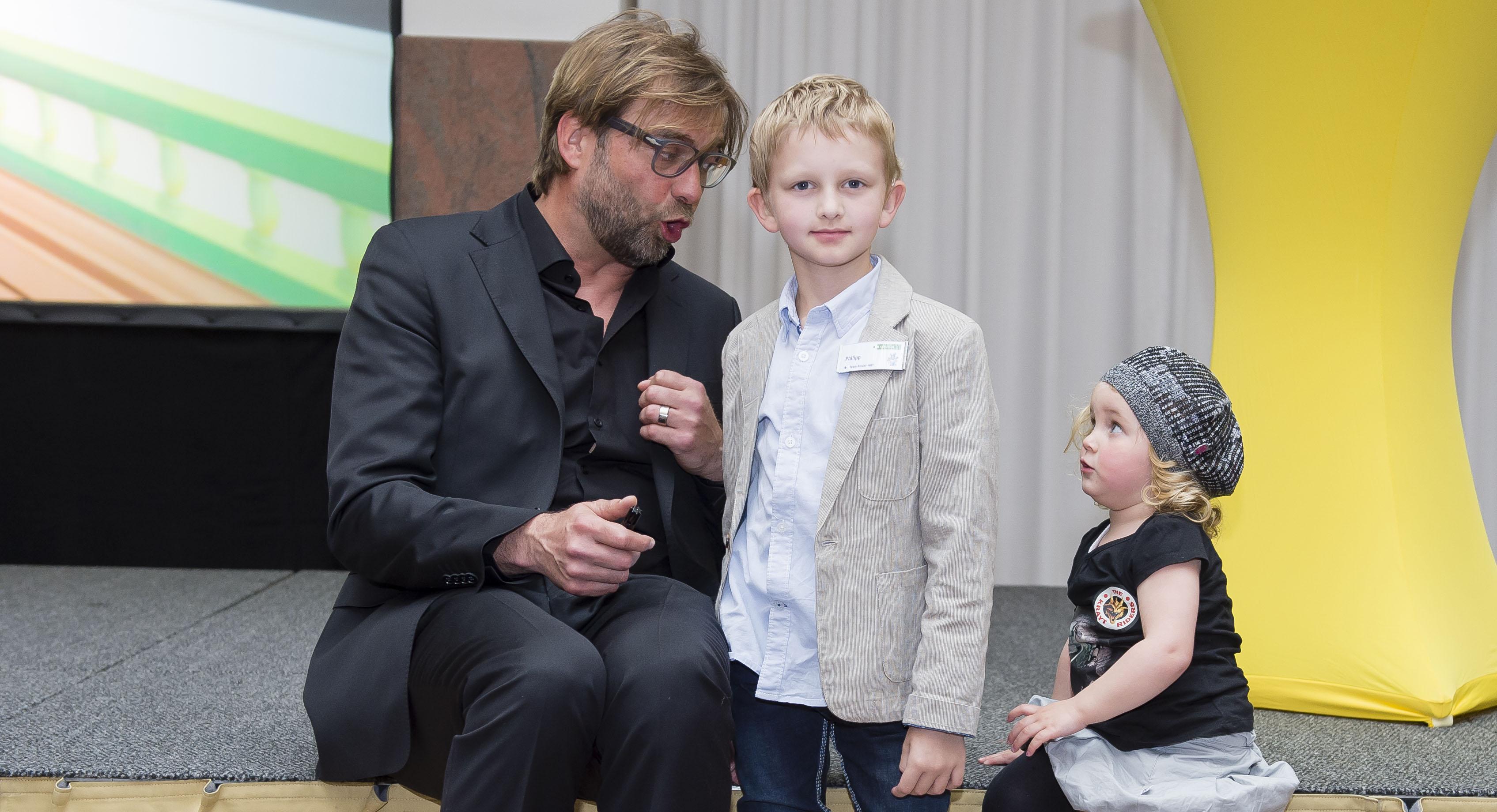 Jürgen Klopp Kinder